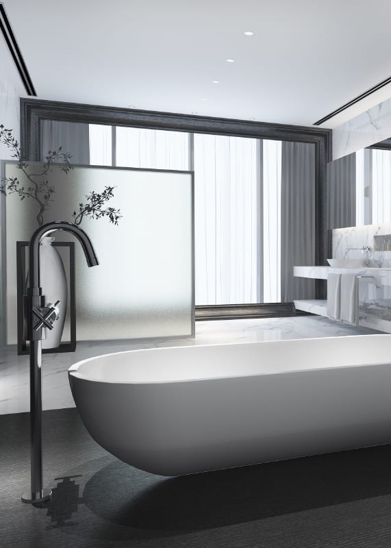 Shower and Bath Plumbing Services