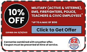10% Off First Responders