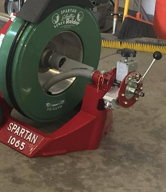 Spartan Rooter Services Tool